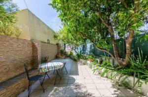 Appartement avec jardin à Lisbonne