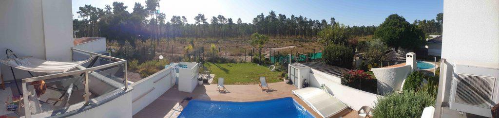 Maison Aroeira. Golf à Lisbonne