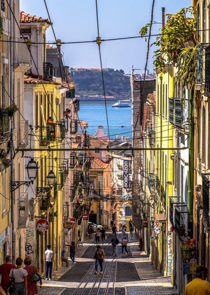 Appartement à Lisbonne avec terrasse